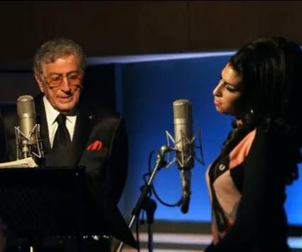 VIDEO: Tony Bennett & Amy Winehouse - Body and Soul - Mad TV