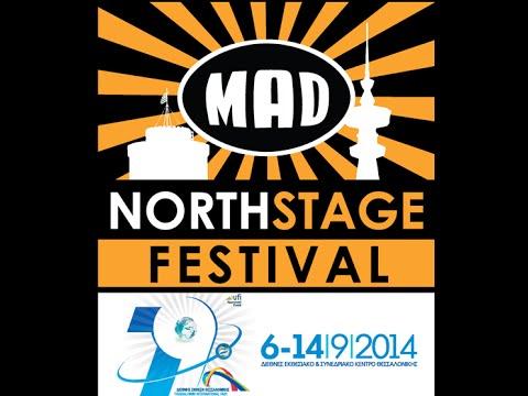 Νίκος Πορτοκάλογλου LIVE @ Mad North Stage Festival by TIF Helexpo