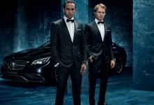 Έφυγε από τη McLaren και πήγε στη Mercedes η Hugo Boss.