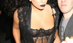 Lady Gaga! Νέα, προκλητική εμφάνιση στους δρόμους του Λονδίνου!