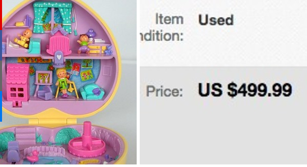 32 Of Your Childhood  That Are Worth An Absolute Fortune Now