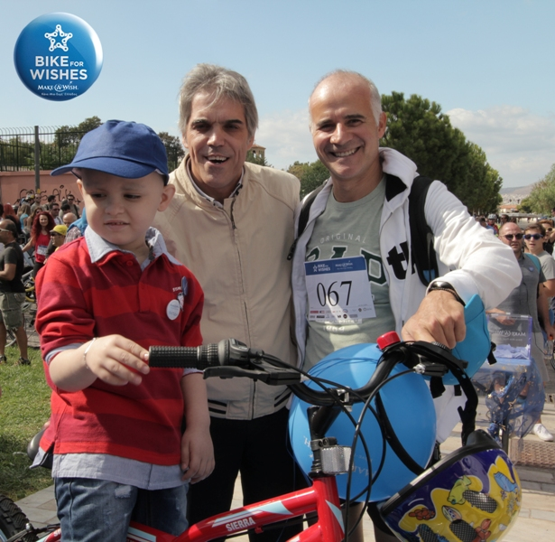 Bike for Wishes 2