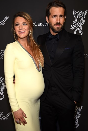 Blake Lively and Ryan Reynolds rule the red carpet   Image 1