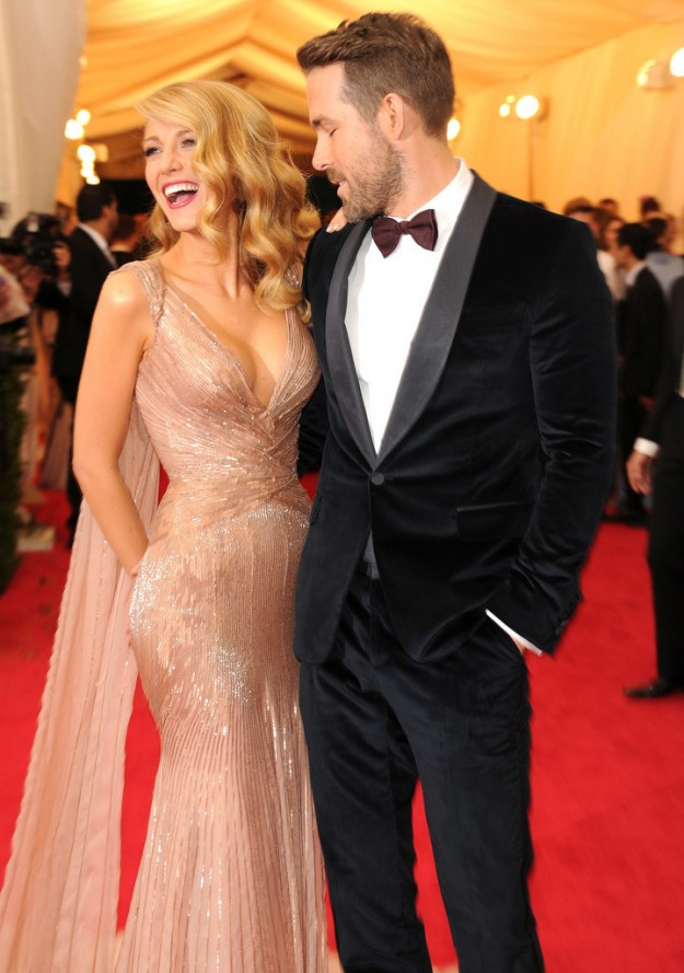 Celebrity-Couples-2014-Met-Gala-Blake-Lively-Ryan-Reynolds