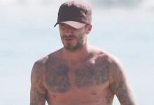 Δείτε την φωτογραφία του David Beckham που αναστάτωσε το internet!