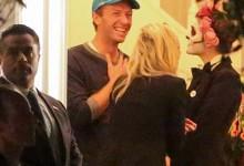 Chris Martin: Χώρισε με τη Jennifer Lawrence και διασκεδάζει με άλλη.