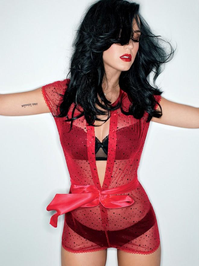 Katy-slipped-black-lingerie-her-cover-story-February