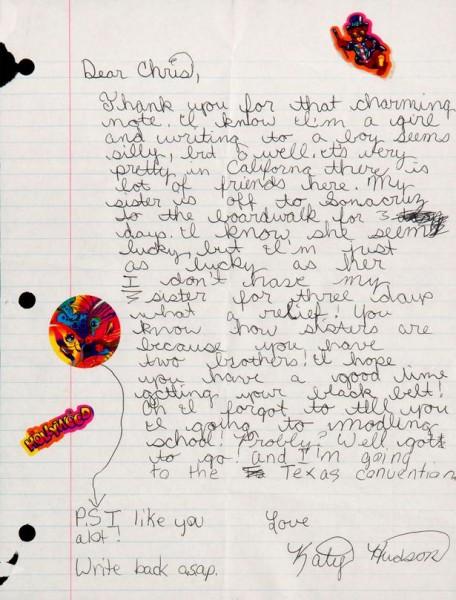Love-letters-written-by-pop-star-katy-Perry