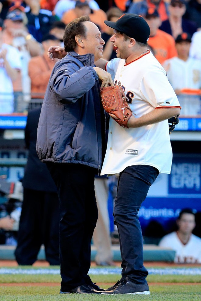 Robin-Williams-Honored-Giants-World-Series-Pictures