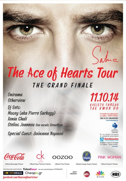 THE ACE OF HEARTS TOUR - THE GRAND FINALE_POSTER