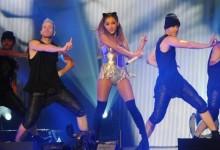 Super sexy η Ariana Grande στα Radio One Teen Awards! Δείτε την καυτή της εμφάνιση.