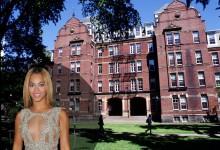 Στο Χάρβαρντ η Beyonce!
