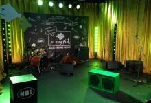 Απόψε στις 19.00 στο Jumping Fish Studio από την COSMOTE, o George Gaudy!