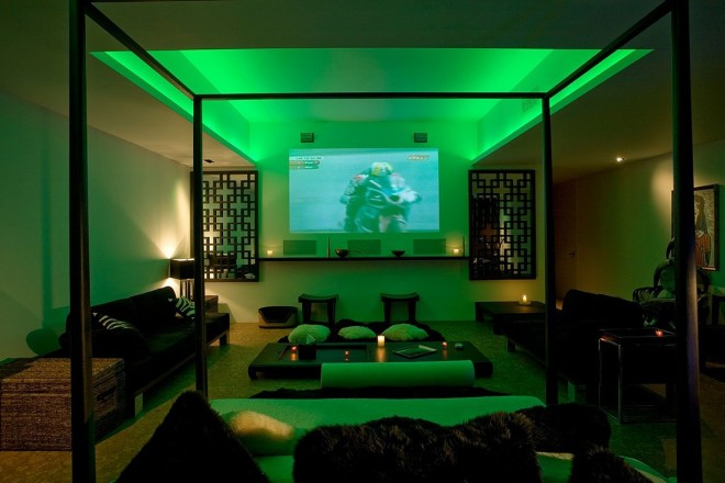 the-media-room-is-bathed-in-an-eerie-green-glow