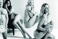 Οι επώνυμοι που φωτογραφήθηκαν γυμνοί για την καμπάνια κατά του AIDS!