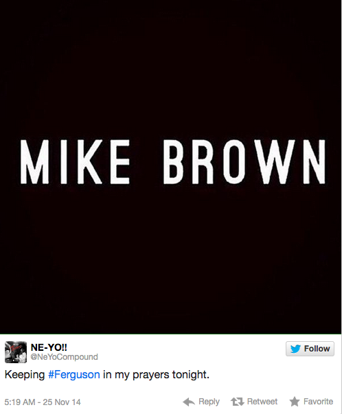 23 Musicians Share Their Thous On The Michael Brown Verdict