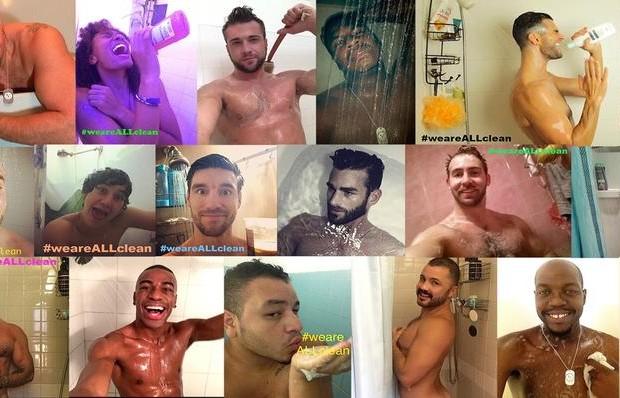 """""""Είμαστε όλοι καθαροί!"""" H νέα καμπάνια για το ΑIDS γίνεται με selfies!"""