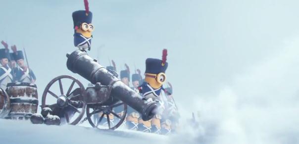 Minions Official Trailer  1  2015  Despicable Me Prequel HD   YouTube