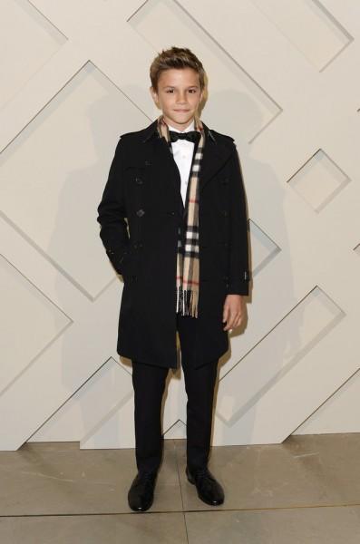 Romeo-Beckham-Burberry-Festive-Campaign-Launch-Photos2