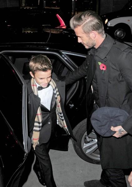 Romeo-Beckham-Burberry-Festive-Campaign-Launch-Photos3