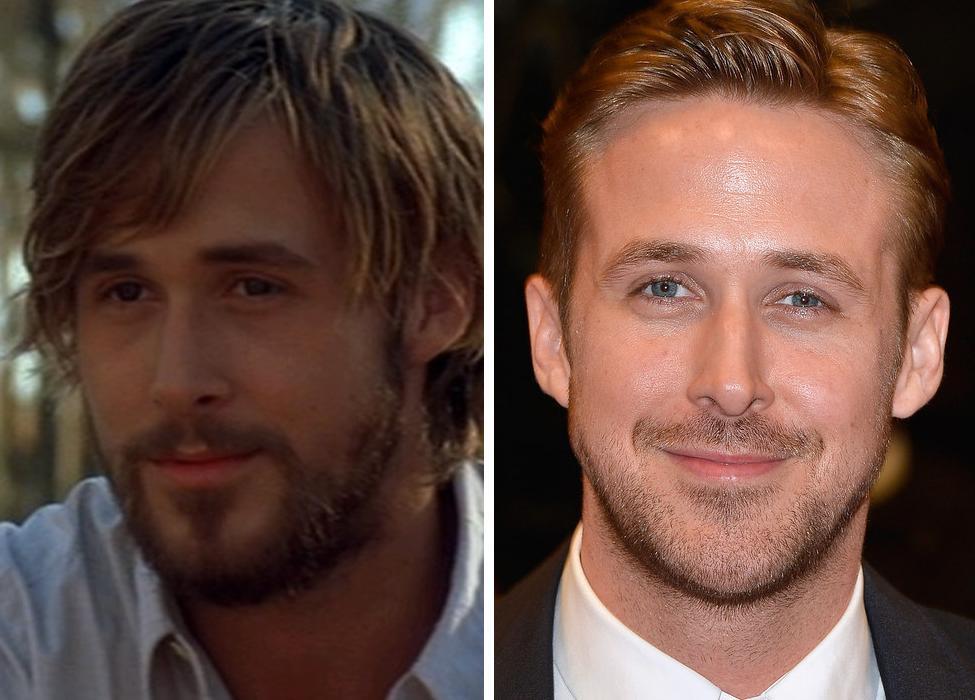 Ryan Gosling (Noah Calhoun)