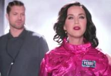 Η Katy Perry ανακοινώνει με εντυπωσιακό τρόπο την παρουσία της στο ημίχρονο του Super Bowl! Δείτε το video