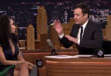 H Nicki Minaj τα αποκαλύπτει όλα στον Jimmy Fallon!