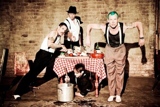 Πώς θα είναι οι «διαφορετικοί» Red Hot Chili Peppers;
