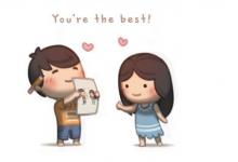 Αγάπη είναι… Δείτε τα απίθανα σκίτσα
