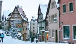 Μαγικό! Τα ομορφότερες χιονισμένες πόλεις του κόσμου