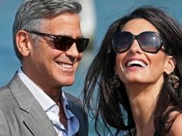 Κι όμως: Δεν θα πιστεύετε πως πέρασε το τελευταίο του βράδυ σαν εργένης ο George Clooney!