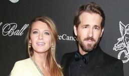 Το πιο όμορφο ζευγάρι η Blake Lively και ο Ryan Reynolds έγιναν γονείς