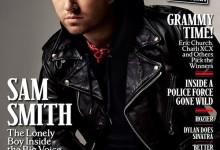 O Sam Smith ποζάρει για το εξώφυλλο του Rolling Stone και αποκαλύπτει πολλά!