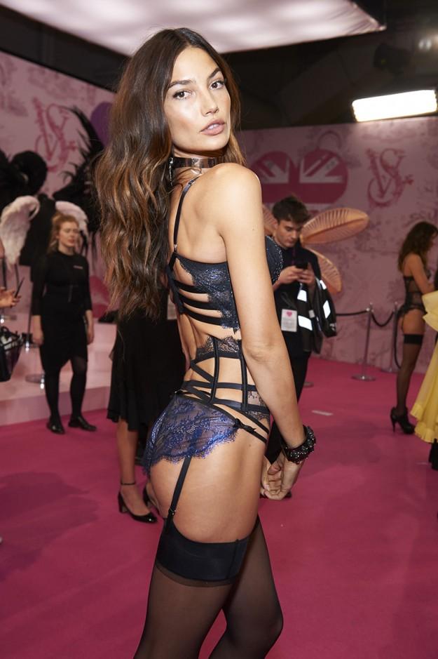 Victorias Secret, London, Fashion Show, Greg Kessler, 2014, December