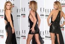 Η Rosie Huntington-Whiteley προκάλεσε…εγκεφαλικά στο κόκκινο χαλί των Elle Style Awards!
