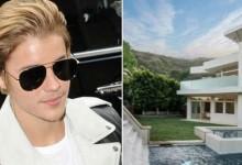 Μετακόμισε πάλι ο Justin Bieber! Δείτε την υπερπολυτελή βίλα που νοίκιασε!