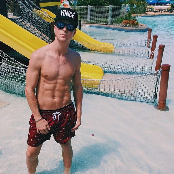 The Guy Who Was One Of Katy Perry s Dancing Sharks Is Actually Very Hot