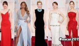 Όλες οι εμφανίσεις από το Κόκκινο Χαλί της λαμπερής βραδιάς των Oscar!