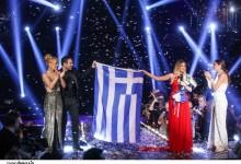 Δείτε όλες τις φωτογραφίες από τη μεγάλη βραδιά του Eurosong 2015!