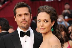 Brad Pitt και Angelina Jolie