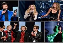 Δείτε όλες τις φωτογραφίες των star από τα iHeartRadio Music Awards