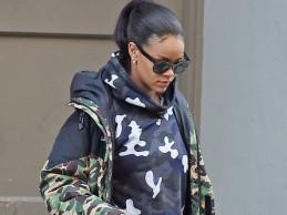 Εντάξει, το τερμάτισε! Δείτε τη Rihanna να κάνει γυμναστική φορώντας γυαλιά ηλίου!