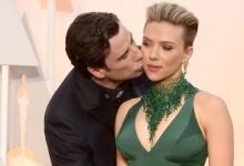 H Scarlett Johansson υπερασπίζεται τον John Travolta!