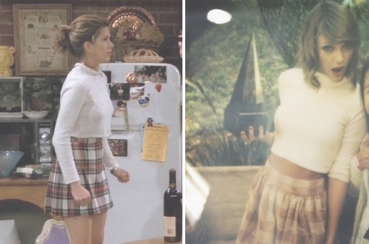 Here s Definitive ProofThat Taylor Swift s Style Is Inspired Entirely By  Friends