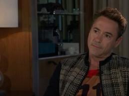 Έξαλλος: Γιατί ο Robert Downey Jr. έφυγε ενοχλημένος από συνέντευξη; Δείτε το video