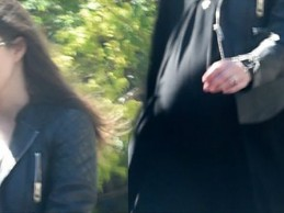 Λίγο πριν τη γέννα η Keira Knightley! Δείτε τη με την κοιλίτσα πιο φουσκωμένη από ποτέ