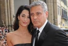 George Clooney – Amal Alamuddin: Δείτε τους μαζί στα γυρίσματα της νέας ταινίας του ηθοποιού
