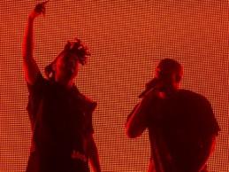Δείτε την εμφάνιση – έκπληξη του Kanye West στη σκηνή του Coachella