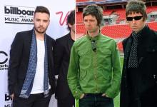 O Liam των One Direction τραγουδάει Oasis