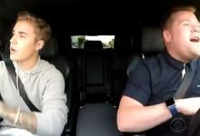 Μαθήματα σωστού συνοδηγού από τον Justin Bieber